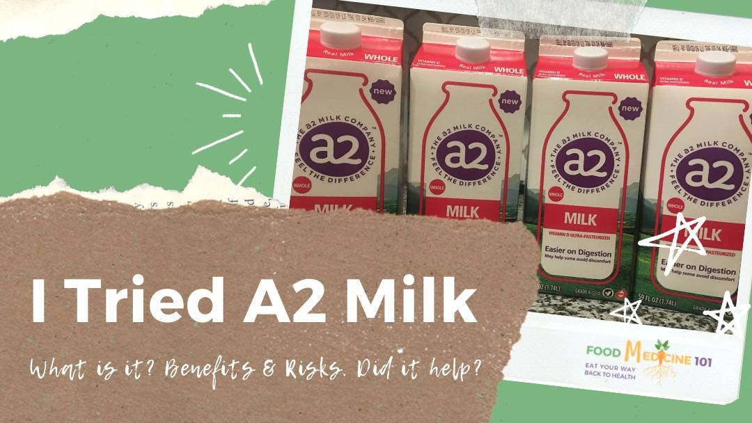 what is a2 milk cover image