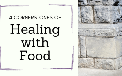 Autoimmune Diet for Beginners | 4 Cornerstones of a Healing Diet