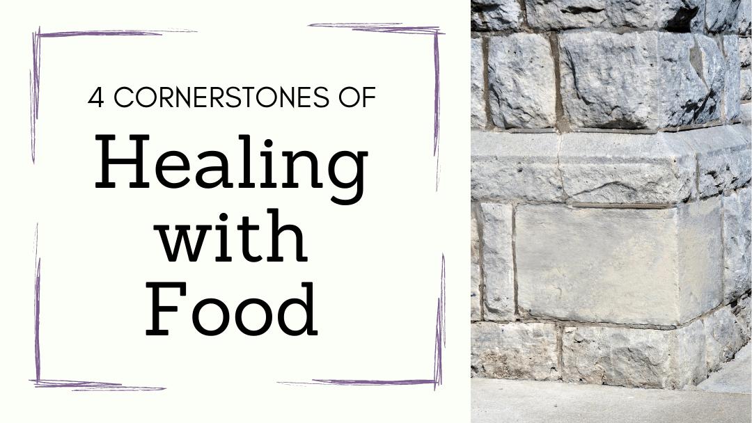 Joint Pain Diet for Beginners | 4 Cornerstones of Healing