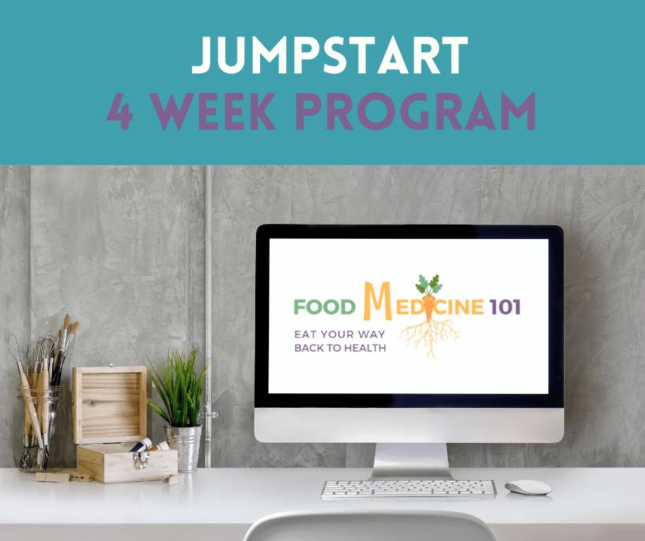 Jumpstart 4 Week Autoimmune Diet Protocol
