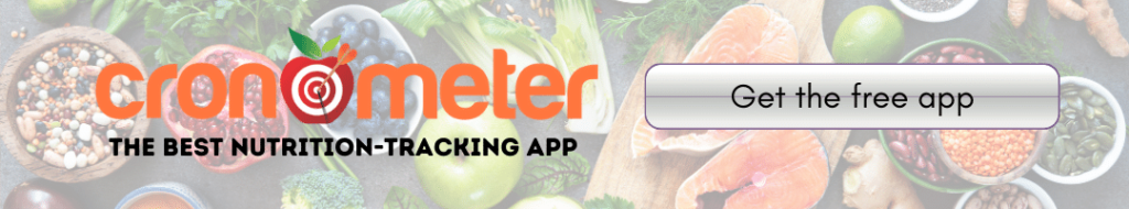 cronometer: the best nutrition-tracking app. Get started free.