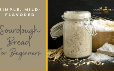 Simple Sourdough Bread Recipe for Beginners