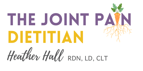 The Joint Pain Dietitian