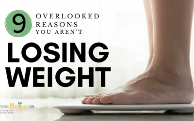 9 Overlooked Reasons You Aren't Losing Weight