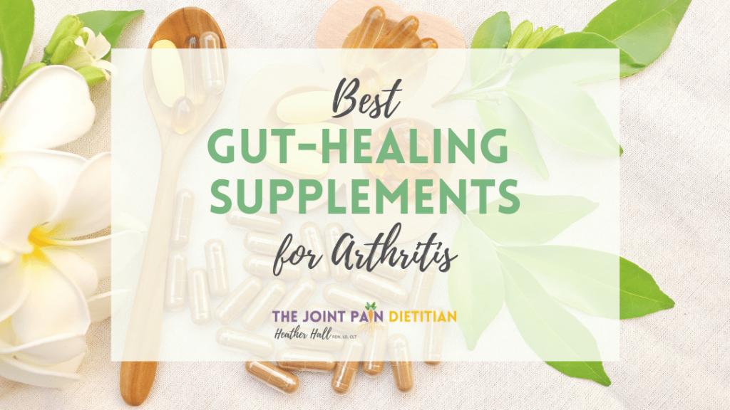 Best Gut Healing Supplements Cover Image